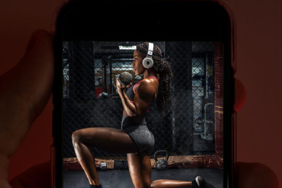 rocheal philip chaitech home fitness app