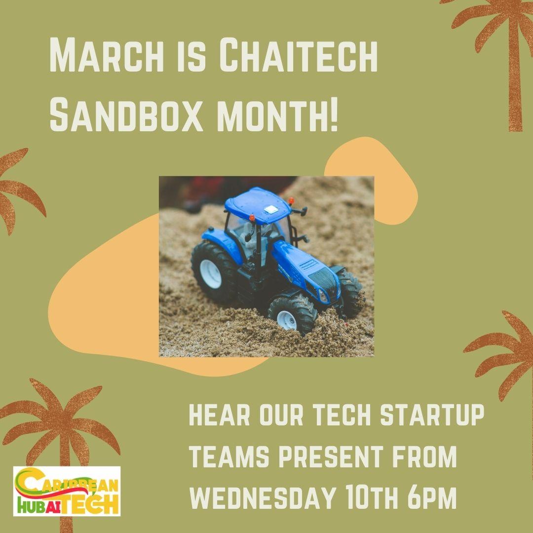 chaitech sandbox month